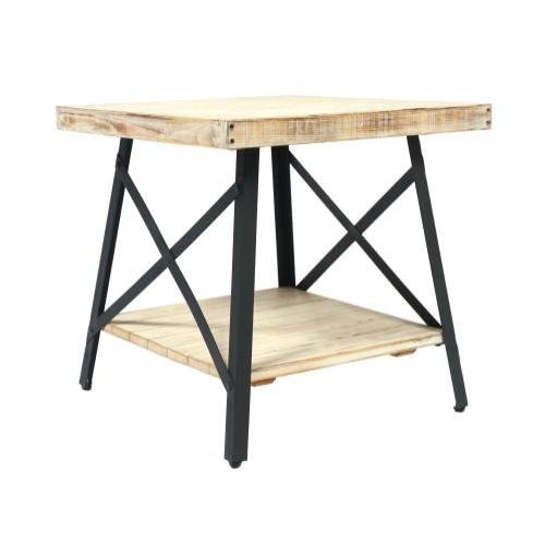 Emerald Home Chandler End Table Natural T100-1f
