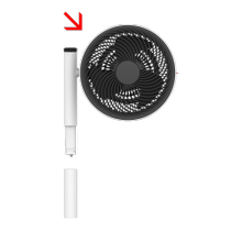 Replacement Fan Head for F220/F230