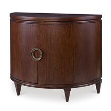 Demilune Cabinet