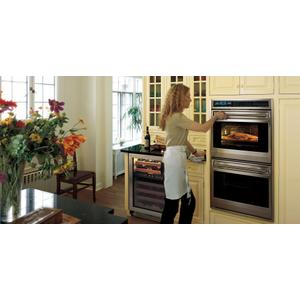 "30"" L Series Double Oven Framed"