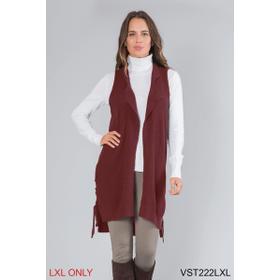 Tied Up Sweater Vest - L/XL (3 pc. ppk.)
