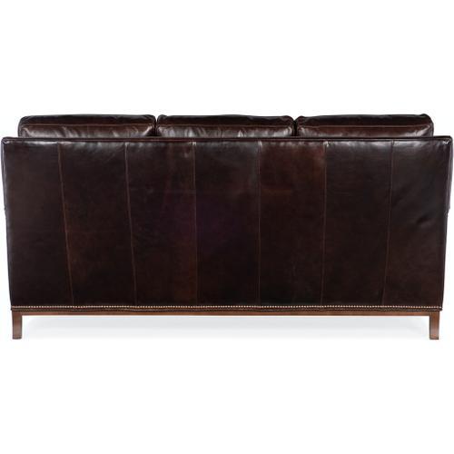 Bradington Young Wellmon Stationary Sofa 8-Way Hand Tie 425-95