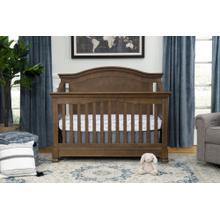 Mocha Louis 4-in-1 Convertible Crib