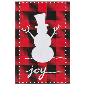 Joy Box Plaque