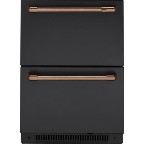 Cafe - Café™ Undercounter Refrigeration Handle Kit - Brushed Copper