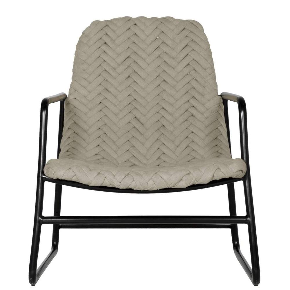 Quick Ship! Zigzag Lounge Chair