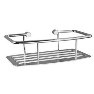 Classic D-shape Shower Shelf