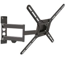View Product - 34004 Movement - Full Motion, Flat/ Curved TV Wall Mount - Rotate, Fold, Swivel & Tilt TV Wall mount, barkan , tv mount