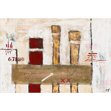 """See Details - Surya Wall Decor HPO-5036 24""""H x 36""""W"""