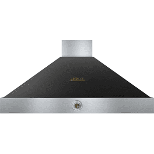 Hood DECO 48'' Black matte, Bronze 1 blower, analog control, baffle filters