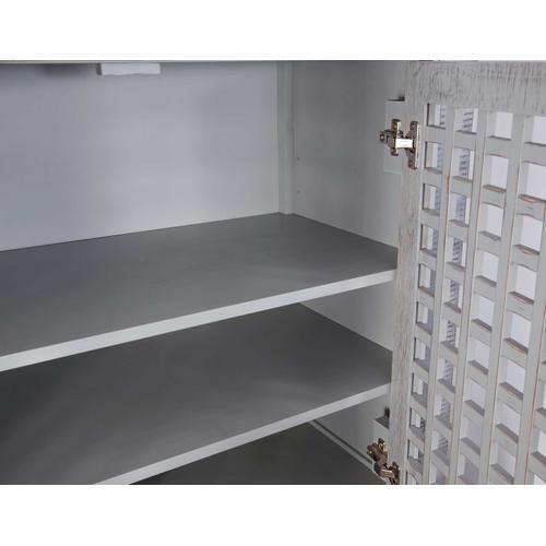 Steve Silver Co. - Rio Accent Cabinet, Grey