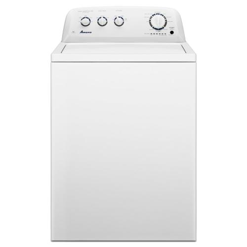 Amana® 4.2 cu. ft. I.E.C. High-Efficiency Top-Load Washer with Stainless Steel Tub