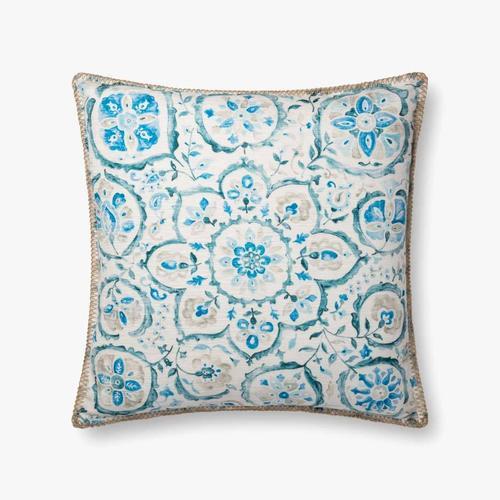 P0747 Blue Pillow