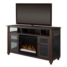 See Details - Dimplex Xavier Media Console Electric Fireplace - XHD Firebox