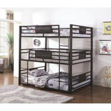 F/f/f Triple Bunk Bed