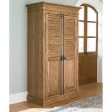 Accents Tall Shutter Cabinet