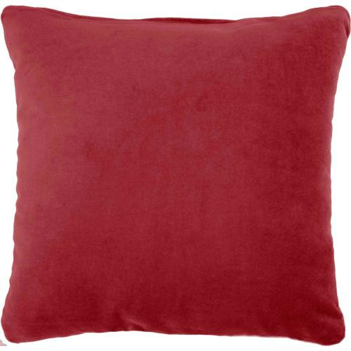 "Life Styles Ss900 Red 16"" X 16"" Throw Pillow"