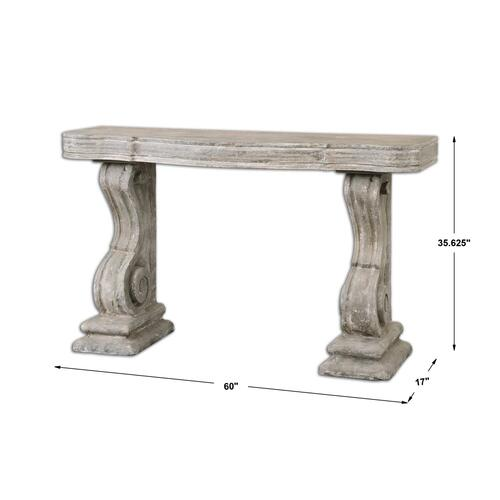 Partemio Console Table