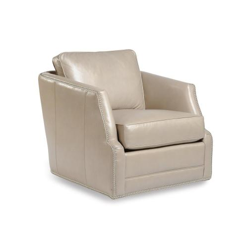 ATTICUS SWIVEL GLIDER CHAIR