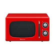 See Details - 0.7 cu. ft. Countertop Retro Microwave Oven