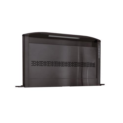 BEST Range Hoods - 36-inch Downdraft Range Hood, blower sold separately, Black Stainless Steel (D49M Series)