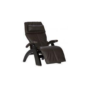 Human Touch - Perfect Chair ® PC-610 Omni-Motion Classic - Matte Black - Espresso Premium Leather