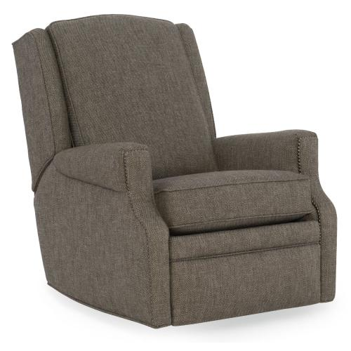 Living Room Lewis Swivel Glider Recliner