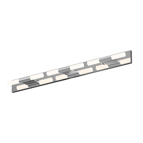 Crystal Rods™ 6-Light LED Bath Bar