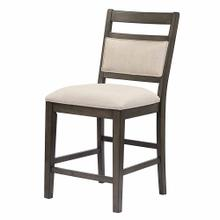 Product Image - Barstool Upholstered - Fabric Back and Seat