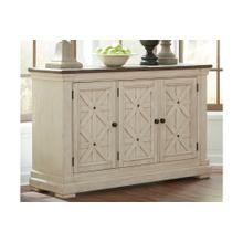 Bolanburg Dining Room Server Antique White