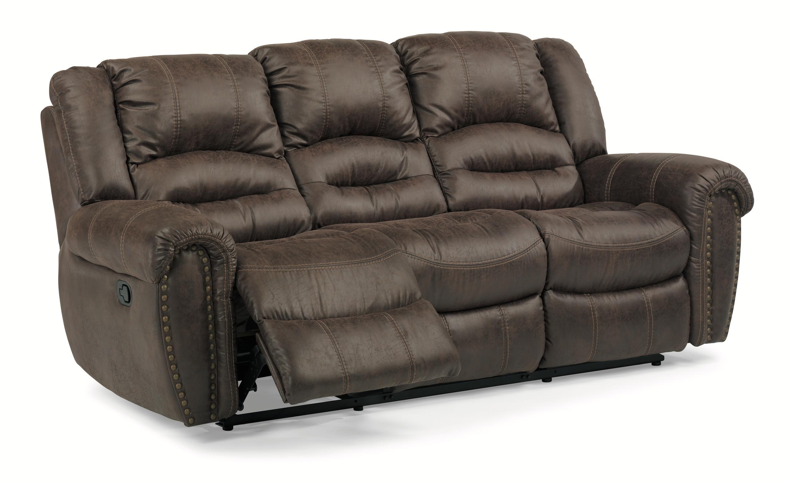 FlexsteelTown Reclining Sofa