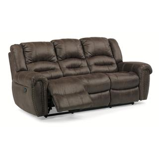 See Details - Town Reclining Sofa
