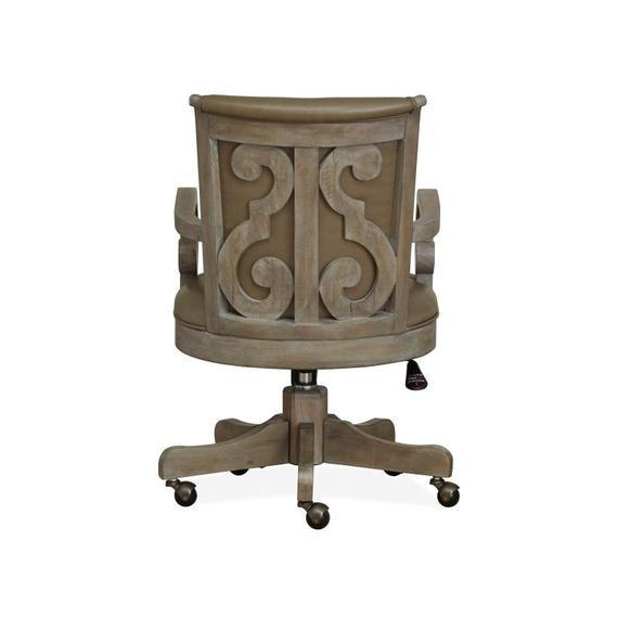Magnussen Home - Fully Upholstered Swivel Chair