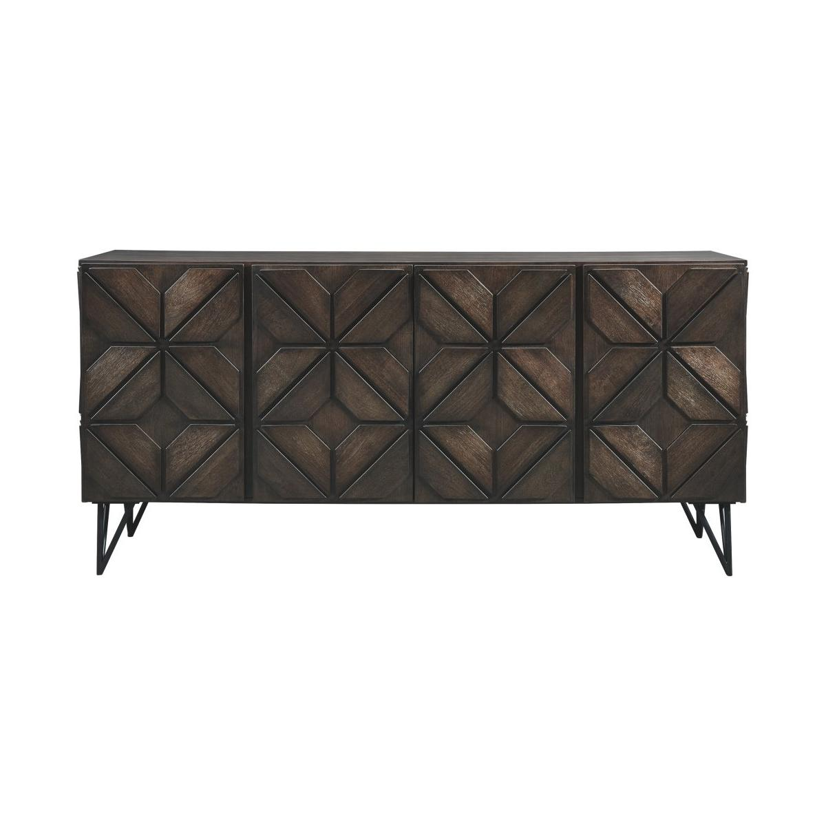 """Chasinfield 72"""" TV Stand"""
