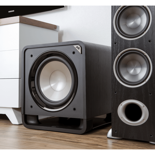 "12"" Subwoofer with Power Port Technology in EU White"