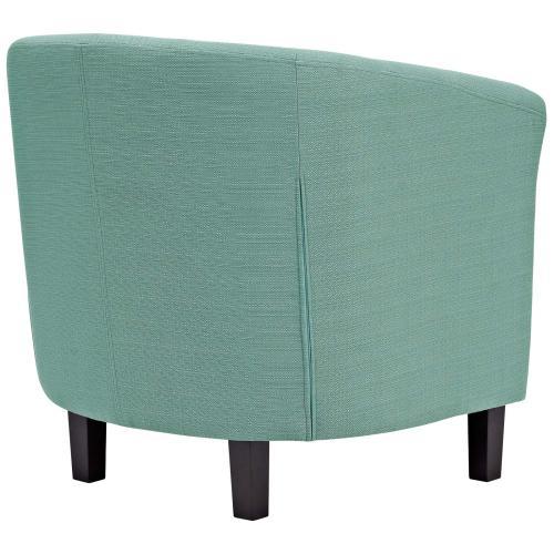 Prospect Upholstered Fabric Armchair in Laguna
