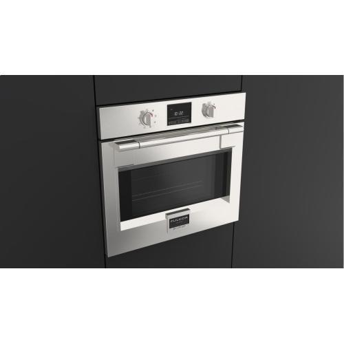 "Fulgor Milano - 30"" Pro Single Oven - Stainless Steel"