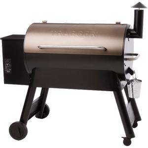 Traeger GrillsPro Series 34 Pellet Grill (Gen 1) - Bronze