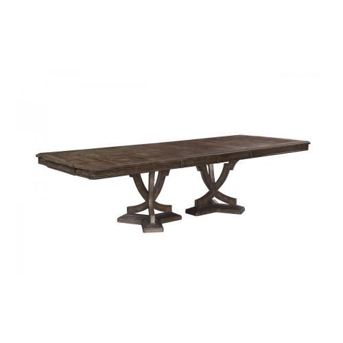 Landmark Double Pedestal Dining Table