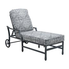 View Product - Lancaster Cushioned Chaise Lounge