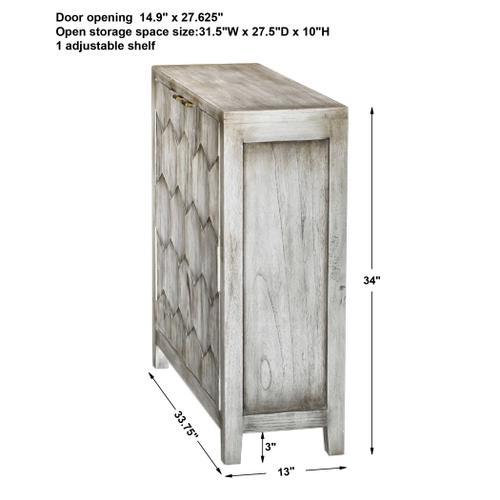 Catori 2 Door Cabinet