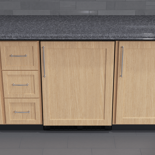 Marvel - 24-In Professional Built-In Beverage Center With Reversible Hinge with Door Style - Panel Ready