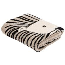 Dandy Lion Throw - Grey/natural/black