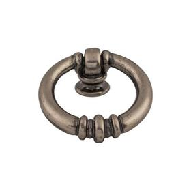 Newton Ring 1 1/2 Inch Pewter Antique