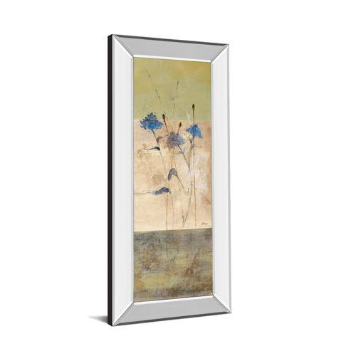 """Classy Art - """"Kimono Il"""" By Loretta Linza Mirror Framed Print Wall Art"""