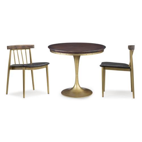 Tov Furniture - Alfie Brown Chair (Set of 2)