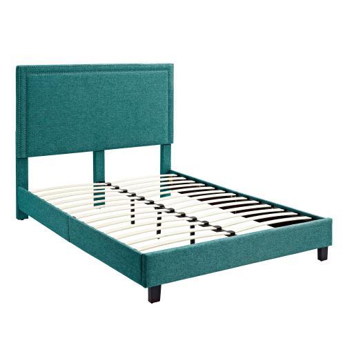 Erica Upholstered Twin Platform Bed