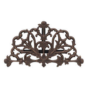 Filigree Hose Holder - Oil Rubbed Bronze Product Image