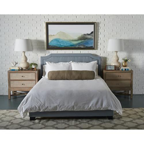 Klaussner - Upholstered Bed