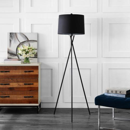 Parsen Floor Lamp - Black